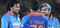 1st ODI: Virat's ton helps India beat Sri Lanka by 21 runs