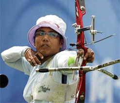Dola pins hopes on archers to triumph in London