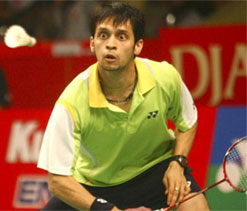 I was lucky to qualify for the Olympics: Kashyap