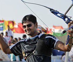 Olympics: Archer Rahul wants to win medal for sister Dola