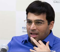 Anand hopes India will bag five Olympic medals