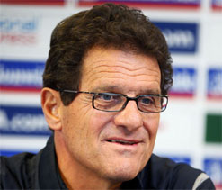 Capello brings England assistants to Russia