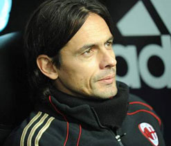 Inzaghi calls time on his playing career