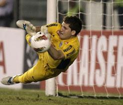Injured Brazilian goalkeeper to miss Olympics