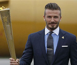 London Olympics: Beckham has opening ceremony role