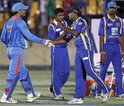 Statistical highlights: India vs Sri Lanka, 2nd ODI