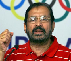 I hadn`t sought permission to attend opening ceremony: Kalmadi