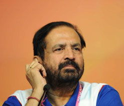 Suresh Kalmadi can't attend London Olympics in official capacity