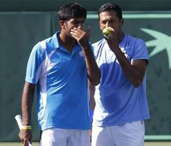 Bhupathi-Bopanna seeded 7th in Olympics men`s doubles