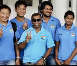 Olympics: India`s archers primed for glory