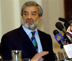 Ex-ICC chief Mani warns PCB not to follow BCCI blindly