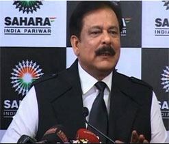 Sahara announces medals of gold to winning athletes at Oly