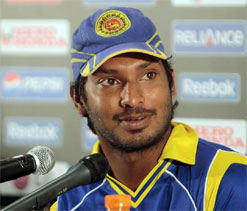 Sangakkara banks on home advantage at ICC World Twenty20