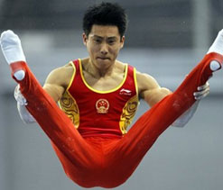 Gymnast Teng pulls out of Olympics