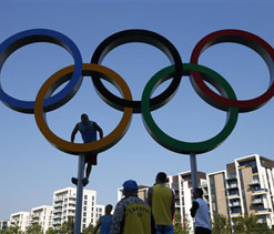 London Olympics 2012: Archery spectators turned away from Lord`s