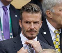 Becks having `goosebumps` thinking about Olympics opening ceremony