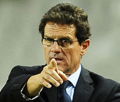 Capello ``determined`` to lead Russia into 2014 World Cup finals