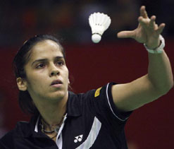 Olympic badminton: Saina best bet for a medal