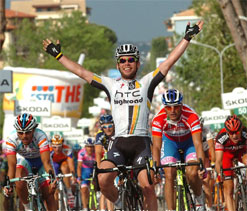 Brit cyclist Cavendish says Olympic race biggest of his life