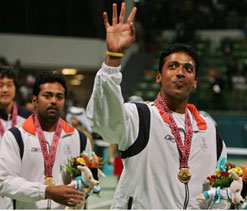 Olympic tennis: Last chance for Paes and Bhupathi