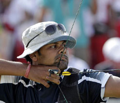Indian archers off the mark at Lord`s