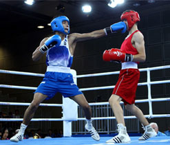London Olympic: Indian boxers get tricky draw