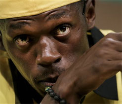 Usain Bolt says bad back has caused problems