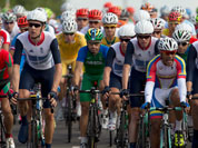 Britain`s Bradley Wiggins, competes during the men`s road cycling race at the 2012 Summer Olympics.