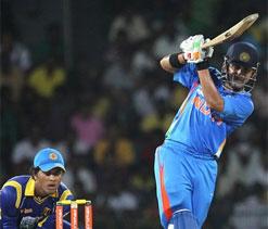 3rd ODI: Gambhir, Raina power India to 5-wicket win over Sri Lanka