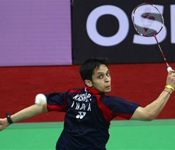 London Olympics: Parupalli Kashyap kicks off India's winning campaign