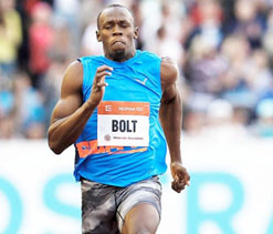 Olympics: Bolt hopes to `continue flying`