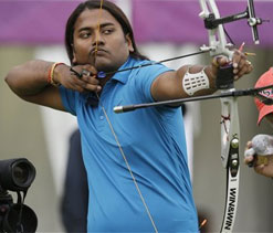 London Olympics 2012 archery: Indian men knocked out