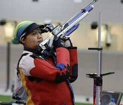 London 2012: Malaysia`s pregnant shooter competing at Olympics