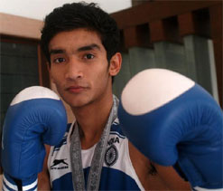 Disappointing Olympic debut for Shiva Thapa