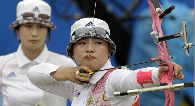 South Korea win 7th straight Olympic archery gold