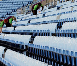 London 2012 Olympics: LOCOG launches investigation over 'empty seats'