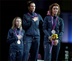 Olympic fencing: Italy sweeps podium in individual foil