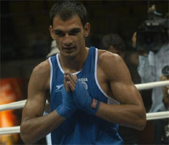2012 Olympics: Jai Bhagwan storms into second round of 60kg event