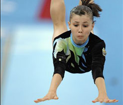 London Olympics Gymnastics: Uzbek gymnast provisionally suspended for doping