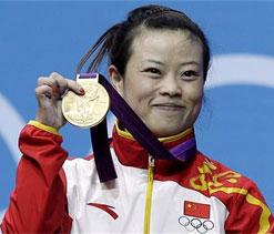 China`s Wang finally lifts Olympic gold