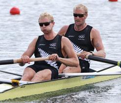 London Olympics 2012: New Zealand rowers set records