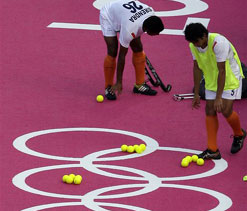 Olympic Hockey: Tough opener for India
