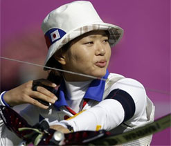 London Olympics 2012 Archery: Japan pips Russia to women`s archery bronze