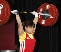 Londom Olympic 2012 Weightlifting: Kazakh prodigy takes gold, world record