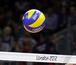 London Olympic volleyball: Russia beats Britain