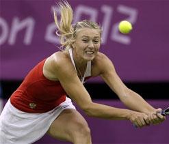 Olympic tennis: Sharapova saunters past Peer