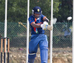 Chopra comes in place of Sanju in Unmukt-led U-19 team for WC