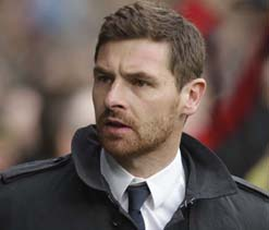 AVB set for 3-yr-deal as Spurs' new manager