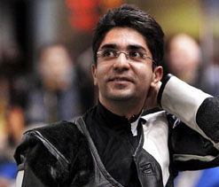 Bindra to reach Games Village ahead of other Indian shooters