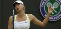 Wimbledon 2012: Sharapova loses, will drop from No. 1